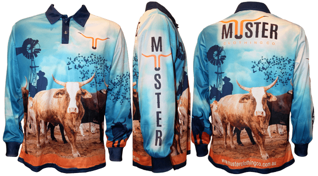 Mens Muster Clothing